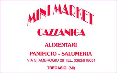 Mini Market Cazzainga - Tregasio