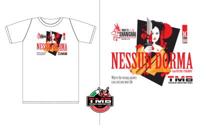 T-shirt-TMB-nessundorma-bianca